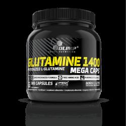 Glutamine 1400 Mega Caps...