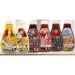 Sauce Zero Calories 425ml