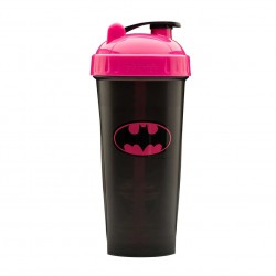 Shaker Pink Batman 800ml