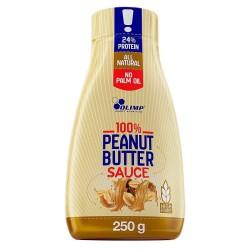 100% Peanut Butter Sauce 250g